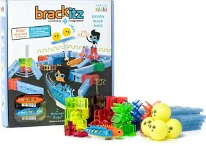 96 Pc Brackitz Bugz Race Park: STEM Learning Toy Set for Kids 4+