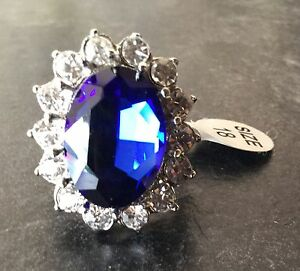 princess diana replica engagement ring brand new