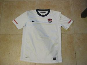 VINTAGE NIKE USA NATIONAL MEN S TEAM SOCCER FOOTBALL YOUTH WOMEN S ... 4a86df4b7
