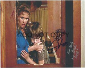 Kimberly Beck Corey Feldman Friday The 13th Rare Signed Autographed
