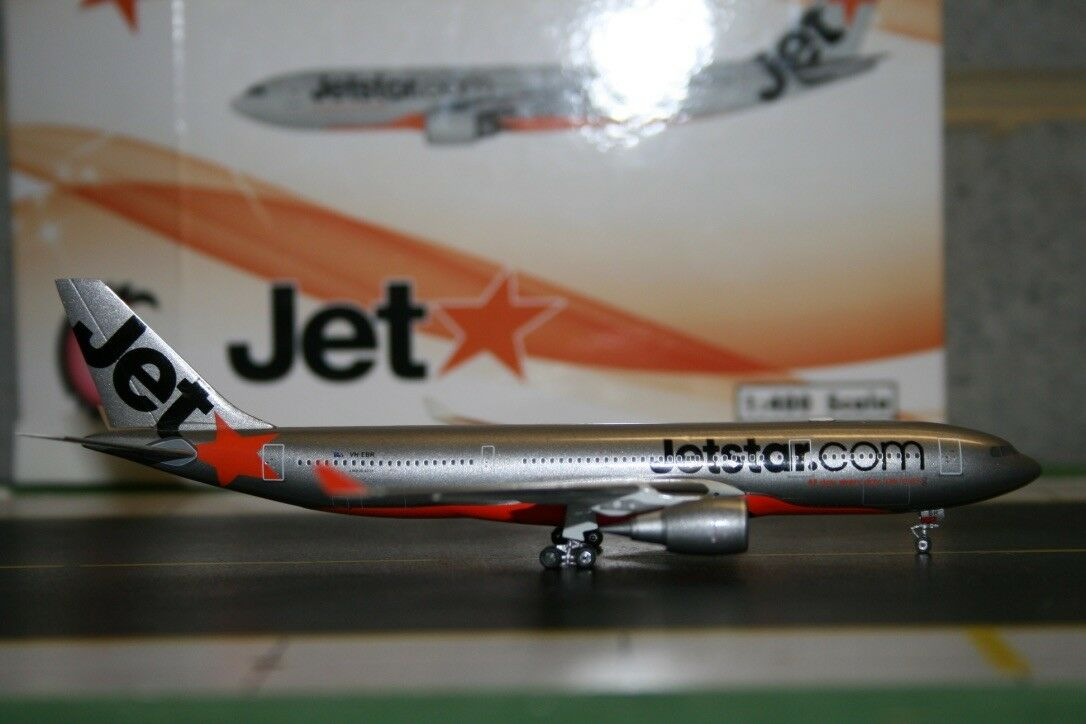 Phoenix  1 400 Jetstar Airbus A330-200 VH-EBR (PH10571) Model Plane  économisez 60% de réduction et expédition rapide dans le monde entier