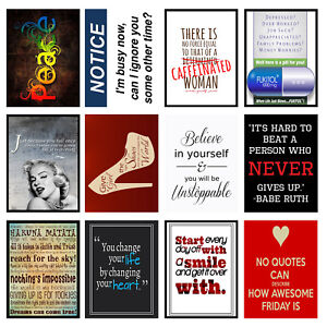 Quotes Retro Metal Signs//Plaques Cool Novelty Gift Funny