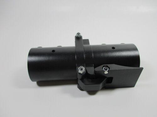 CNC aluminum alloy D25D28 D30 D35 D40mm arm tube bracket flat folding for drones