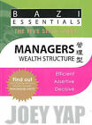 Managers: Wealth Structure by Joey Yap (Paperback, 2010)