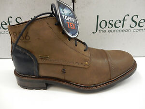 buying new arriving entire collection Details about JOSEF SEIBEL MENS OSCAR 23 MORO COMBI SIZE EU 42