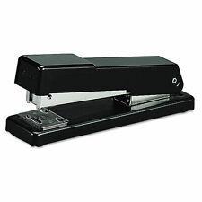 Swingline Compact Desk Stapler Half Strip 20 Sheet Capacity Black 78911