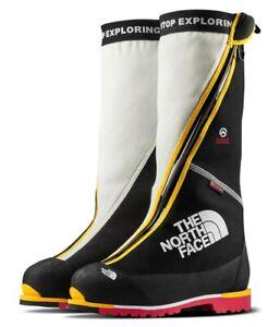 The-North-Face-Verto-S8K-boots-A0Z7KX9-US8-5-UK7-5-EU41-Black-White-Yellow-Red