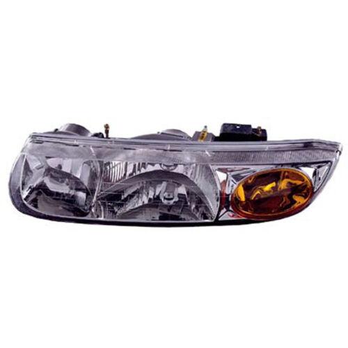New Head Lamp Assembly Driver Side Sedan//Wagon Model 114-702 V