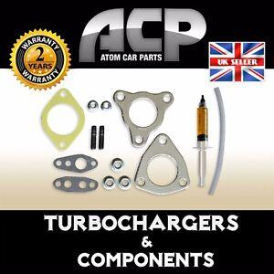 Qualifié Turbocompresseur Montage/joint Kit Pour Honda Accord 2.2 I-ctdi. 2204 Ccm, 140 Bhp-afficher Le Titre D'origine Brillant