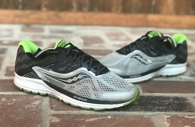 Saucony Ride ISO2 Men's Running Shoes size 9.5 FREE SHIPPING!!!