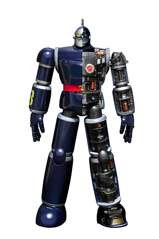 Evolution Toy Super Metal Action New Adventures of-gigantor Tetsujin 28-go EMS