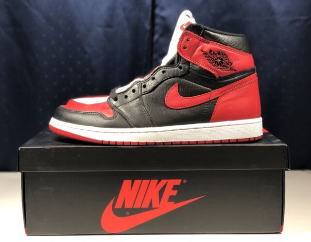 d1f36e1db30c 2018 Air Jordan Retro 1 High NRG Homage to Home 861428-061 Size 10.5 ...