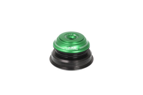 Aerozine XH808C Road Mountain Bicycle Bike Tapered Internal Headset 55mm Green