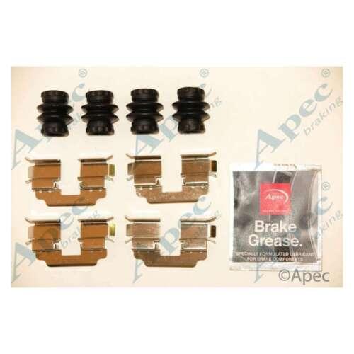ORIGINALE OE Quality APEC Posteriore Pastiglie Dei Freni Accessorio Kit di montaggio-KIT1244