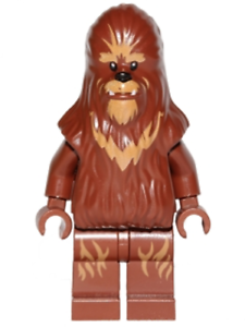 SW0713 NEW LEGO WOOKIE FROM SET 75129 STAR WARS REBELS