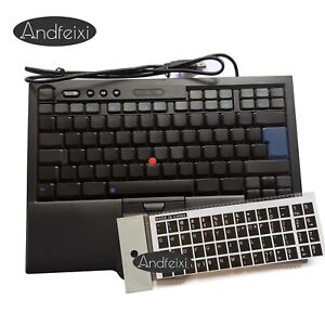 Lenovo ThinkPad 8845 SK-8845RC UltraNav USB Keyboard Trackpoint with Touchpad