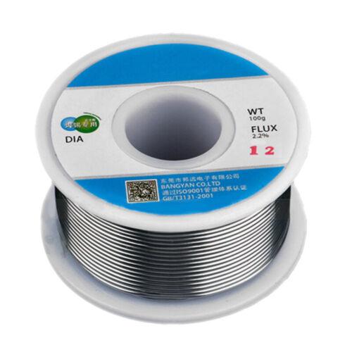 0.6mm 50G Lead Free Rosin Core 1.8/% Soldering Solder Wire Roll Reel New TPN