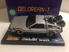 RARE SKYNET Back to the Future™ R/C DeLorean-1 Mini-Z [1:28] KYOSHO