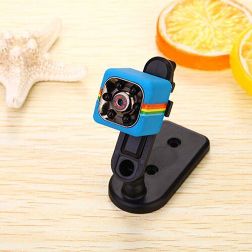 1080P Portable Cube Camera Mini Security Camera Night Vision Motion Detection