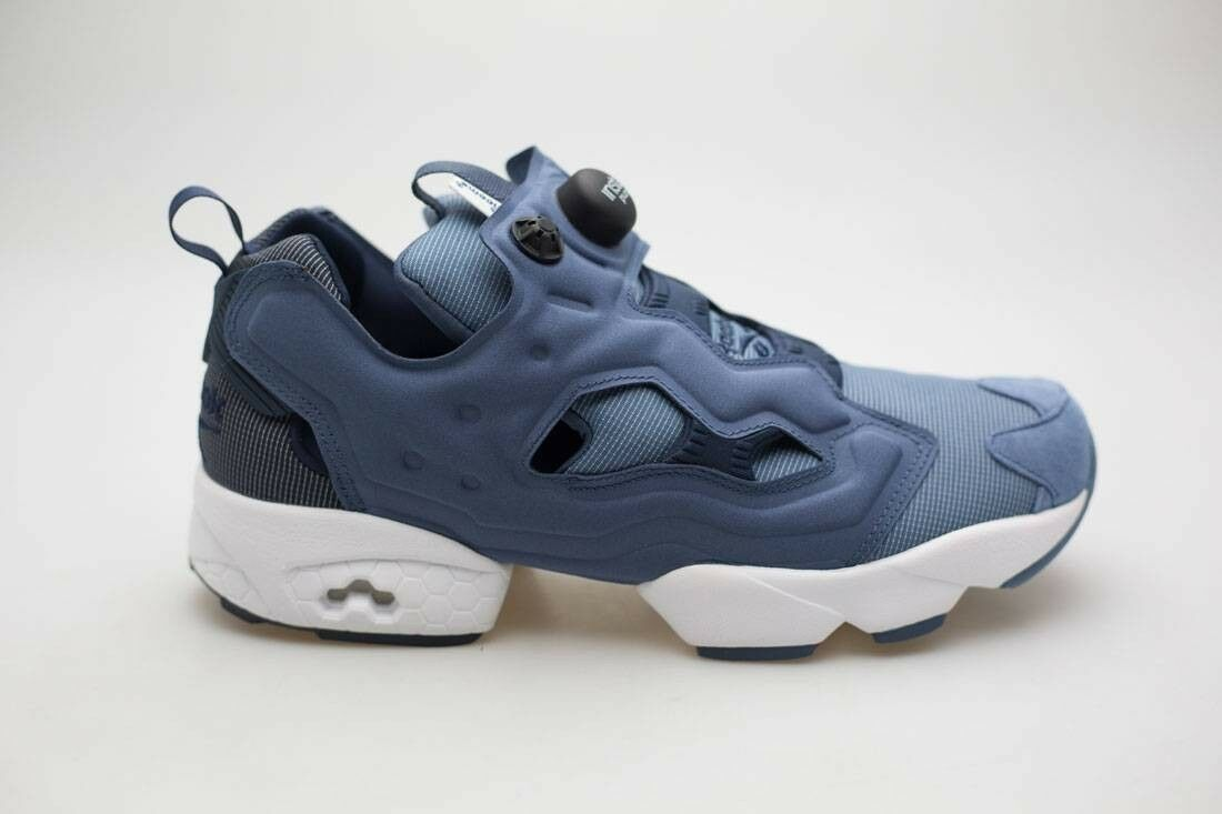 165 Reebok Uomo InstaPump Fury Tech blue royal slate collegiate navy blue sla