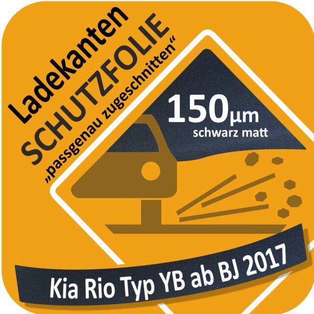 Pour Kia Rio 4 Type Yb Film de Protection Pare-Chocs la Peinture 150 Microns