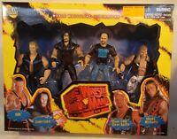Wwf Wrestlemania Xiv Shawn Michaels Dx Triple H Steve Austin Undertaker Wwe Misb