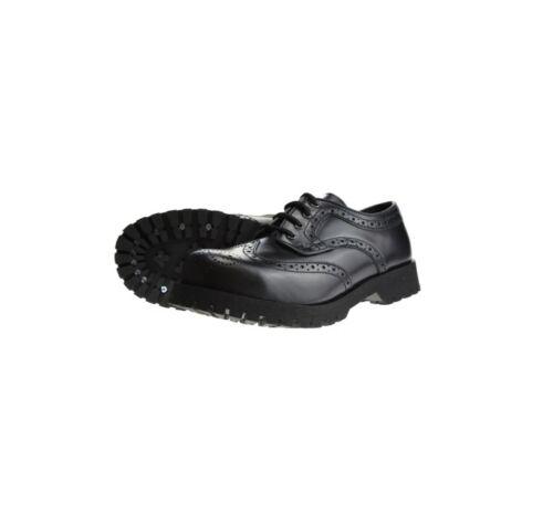 Boots loch Stahlkappe Farben Schuhe Budapester Mehrere Braces 4 zrqOHBz