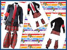 Shugo Chara Hinamori Amu Cosplay Costume New