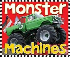 Monster Machines: board book (Priddy Books Big Ideas for Little People)