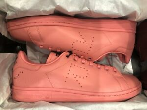 best loved e247e 1ffd8 Details about adidas Stan Smith x Raf Simons Pink F34269 Size 5-12 BRAND  NEW IN HAND