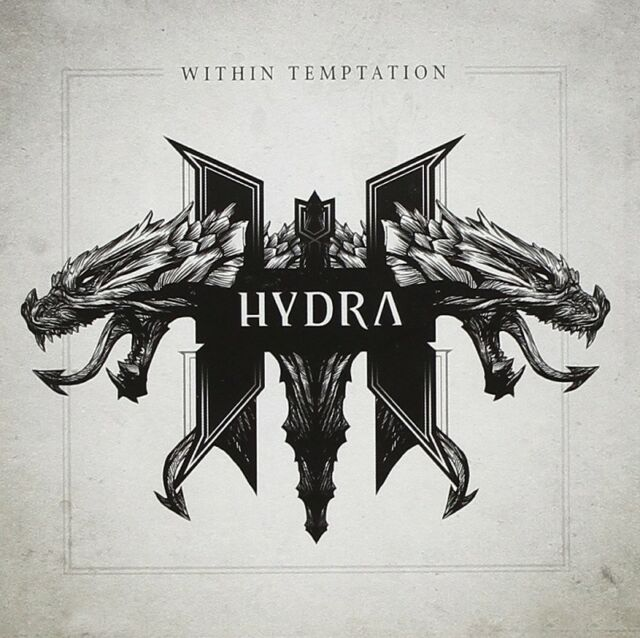 WITHIN TEMPTATION - HYDRA  CD NEW!