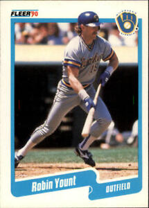 1990-Robin-Yount-Fleer-Baseball-Card-340