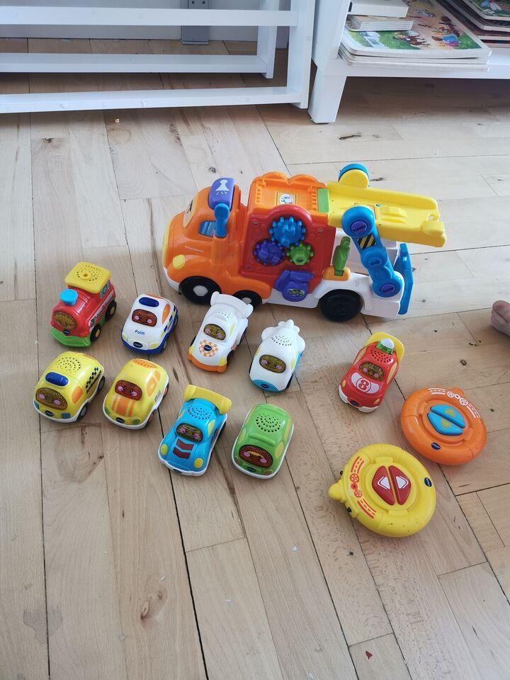 Andet legetøj, Biler og baner, V-tech