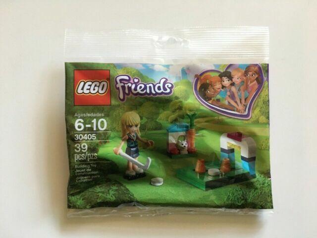 Lego 30405 friends beim Minigolf Booster Polybag limited edition neu new