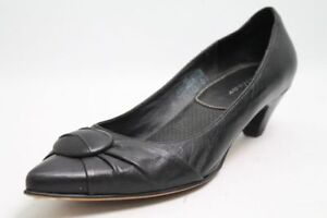 In-Wear-Pumps-schwarz-Leder-Gr-38-UK-5