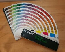 Pantone Process Color Guide Coated Swop Formula System Cmyk 2000