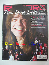 Rivista RUMORE 174-175/2006  Sonic Youth Ecstatic New York Dolls Malombra NO**cd