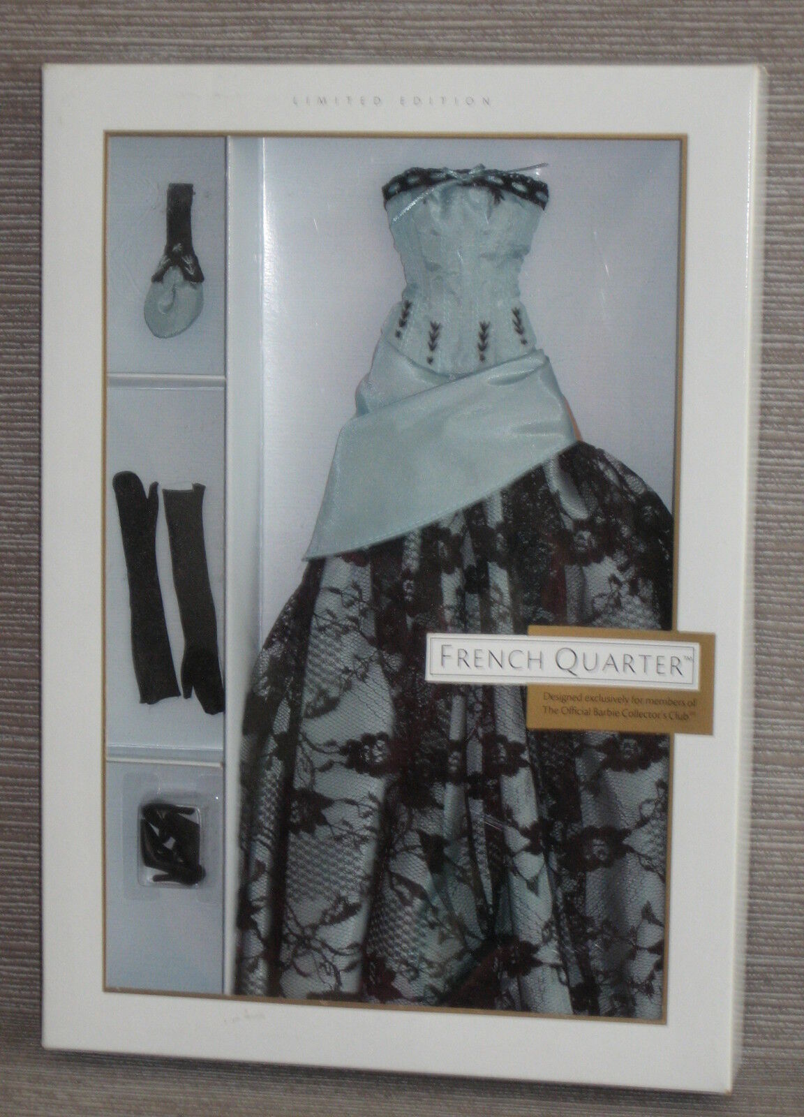 French Quarter outfit for Barbie NRFB