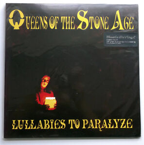 Queens Of The Stone Age Lullabies To Paralyze Vinyl