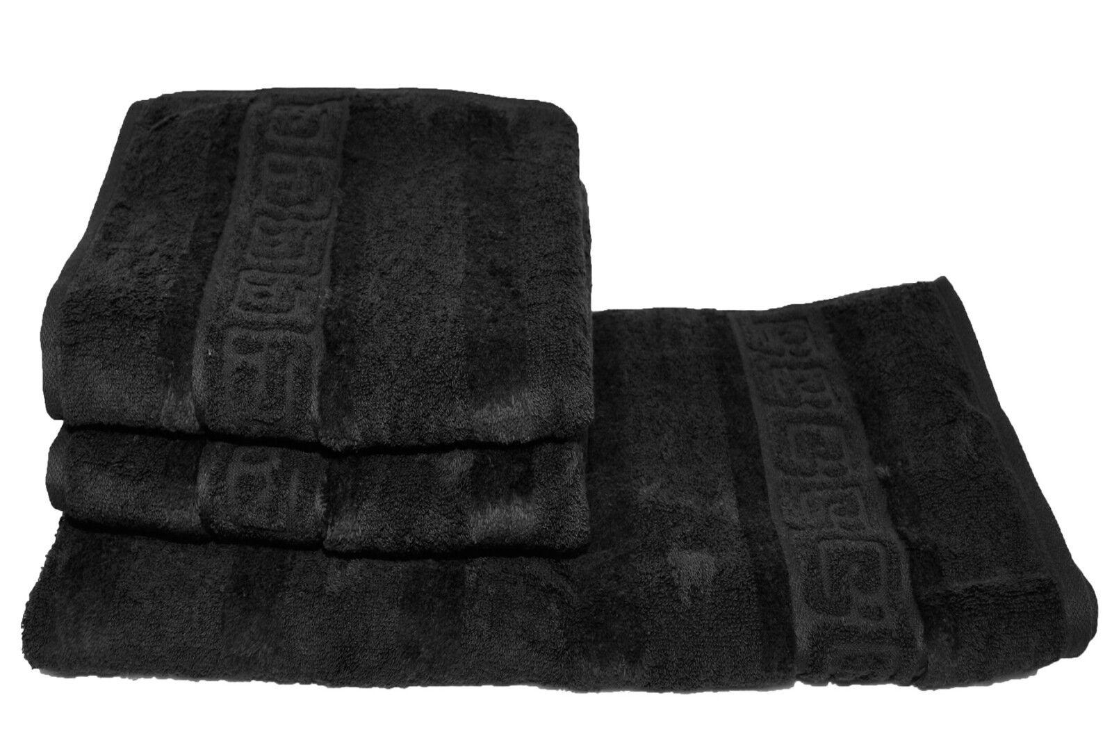 Cawö Cawö Cawö Noblesse 2x Duschtuch Gr. 80 x 160 schwarz 901 SONDERPREIS online neu | Mittlere Kosten  c82e95