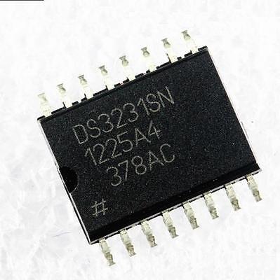 2X  DS3231sn 3231 RTC W//TCXO 16-soic Neue Develope DIY IC R5