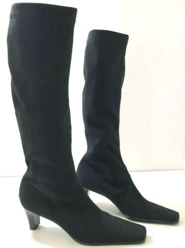 SESTO MEUCCI Yannik Womens 6.5M Knee High Boots Bl