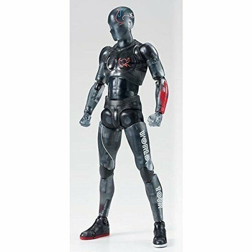 NEW S.H.Figuarts BODY-KUN WORLD TOUR Ver Action Figure BANDAI from Japan F S