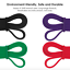 AUS-STOCK-HEAVY-DUTY-RESISTANCE-BANDS-FITNESS-GYM-FITNESS-YOGA-PULL-UP-TRAINING thumbnail 10