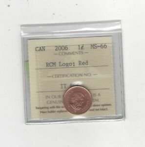 2006-Logo-ICCS-Graded-Canadian-Small-One-Cent-MS-66-Non-Mag