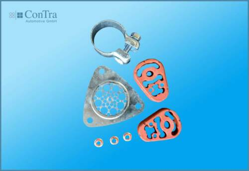 Montagesatz DPF FIAT Panda 169 1.3 D 55kw 75PS 169A1000 2007//09-2010//09