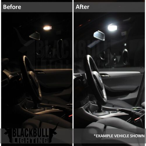 White Interior LED Light Replacement Package Kit for 2005-2009 Ford Mustang