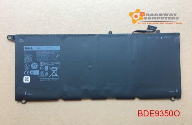 Original Battery for Dell XPS 13 9343 9350 P54G JD25G 90V7W