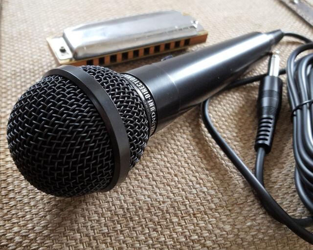 Dual-Z Blues Harp Mic Harmonica Microphone *SEE VIDEO*