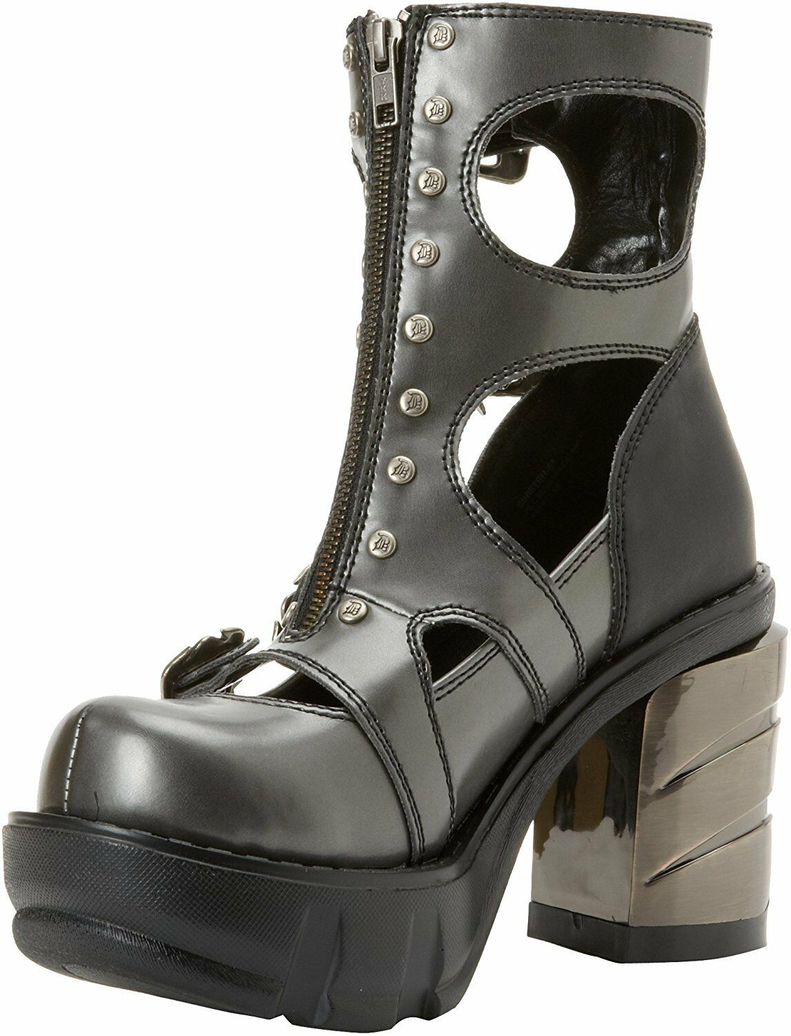 Pleaser mujer Sinister 61 DGY B Ankle bota- Pick SZ Color.